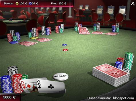 game poker offline mod texas hold em poker 3d offline version duluxe edition