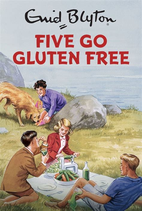 five books enid blyton for grown ups five to be spoofed in