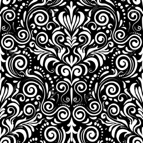 pattern design black black and white disinges pictures to pin on pinterest