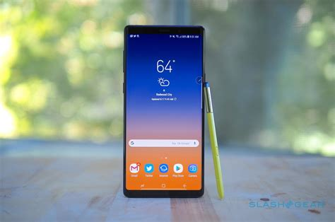 galaxy note 10 leaks look slashgear