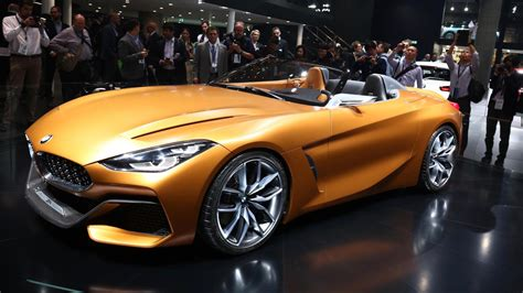 2019 Bmw Z4 by 2019 Bmw Z4 Everything We