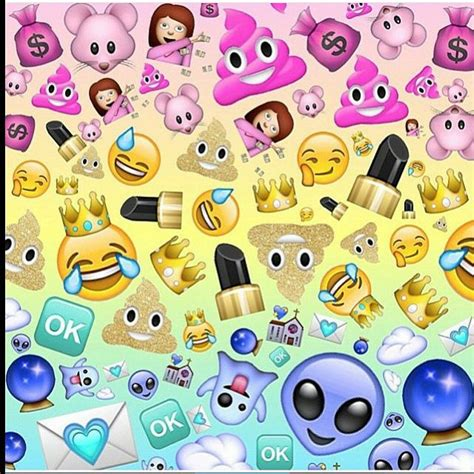colorful emoji wallpaper 1000 images about random on pinterest candy bags
