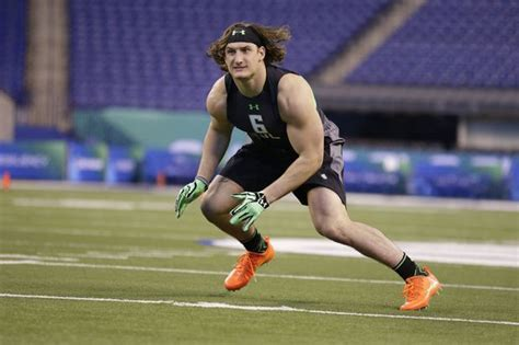 joey bosa bench press nfl combine 2016 ohio state posts 12 top drill scores