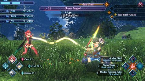xenoblade chronicles 2 gets and review xenoblade chronicles 2
