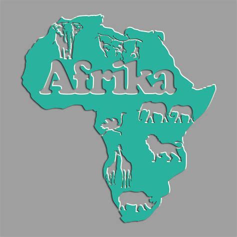 wanddeko afrika wanddeko afrika karte f 252 r ihre wand im wohnzimmer