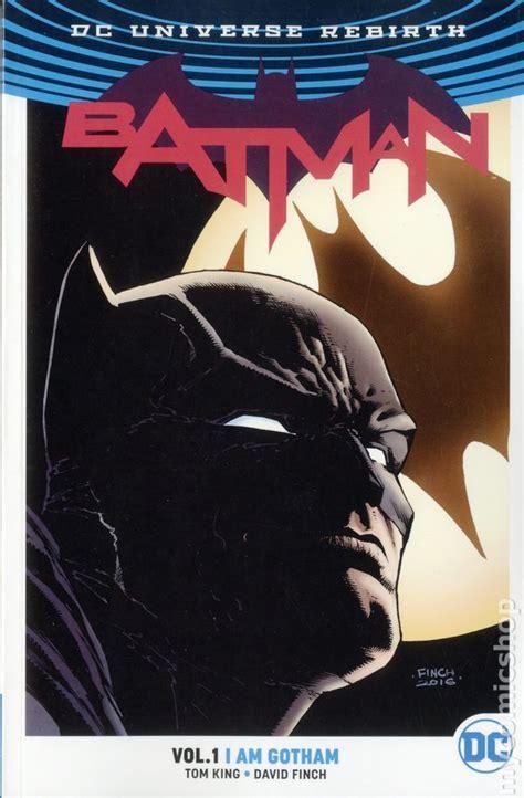 rinascita batman vol 1 scott snyder tom king batman tpb 2017 dc universe rebirth comic books