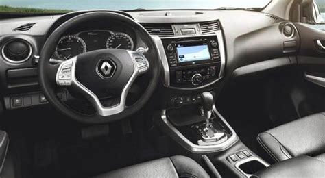 renault alaskan interior renault alaskan pre 231 o ficha t 233 cnica consumo 2018 2019