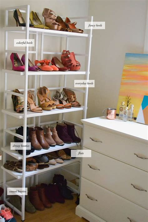 organize shoes 274 best shoe storage images on shoe storage