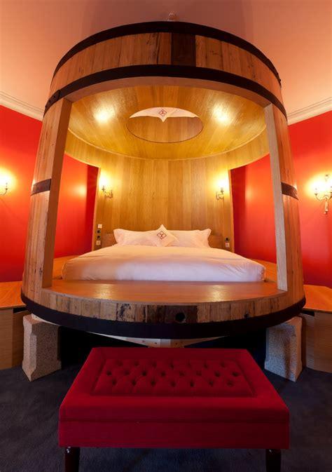 wine barrel bed barrel bed