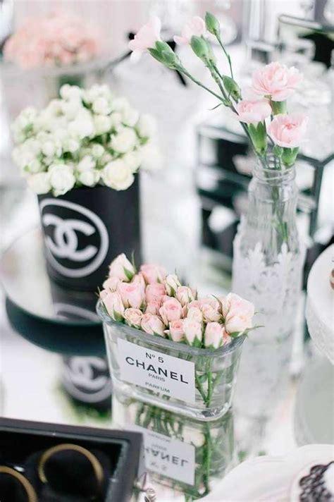 chanel luxury birthday party ideas photo    catch