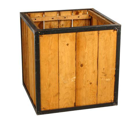 black natural planter box 20 quot x 20 quot rentals bright rentals