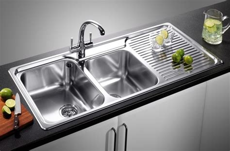 best stainless steel kitchen sinks choosing the best kitchen sinks