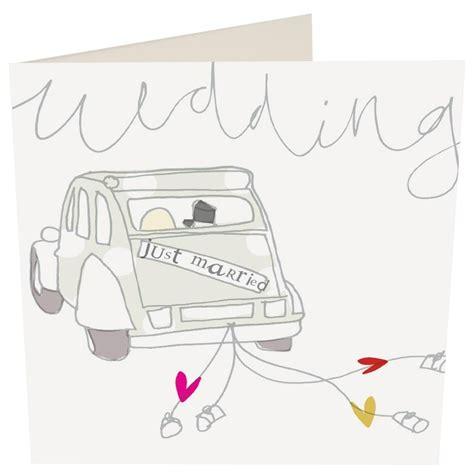 Just Married Auto Vorlage Zum Ausdrucken by Caroline Gardner Just Married Car Card