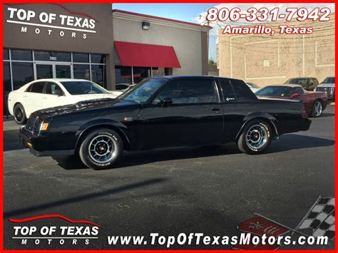 1987 buick regal grand national 1987 buick regal grand national for sale