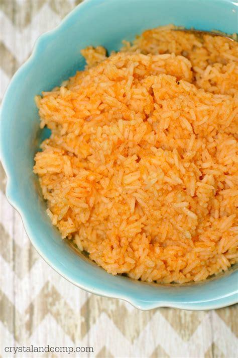 easy recipes spanish rice
