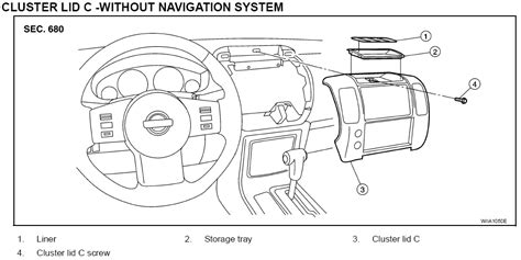 nissan frontier radio wiring harness diagram get free