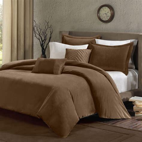 Brown Velvet Duvet Cover pin by defoe on master bedroom ideas
