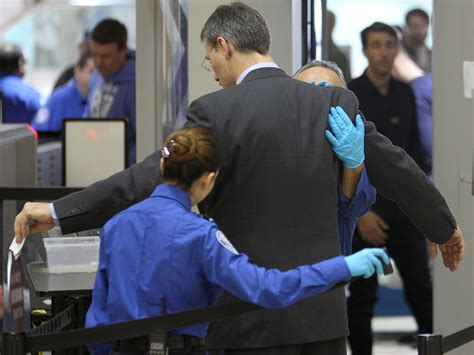 Airport Background Check Airport Security Checks On Electronic Gadgets To Be Extended Beyond Flights From