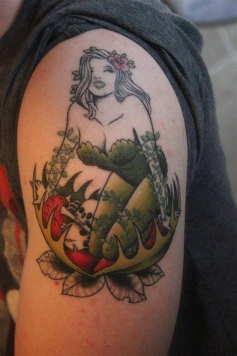 poison tattoo 1000 ideas about on tattoos leaf