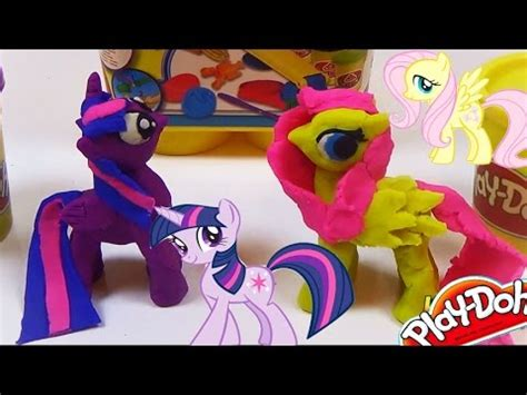 film mlp play doh my little pony friendship is magic play doh full movie