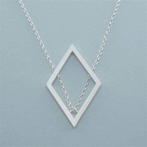 art deco design beth saunders design art deco diamond pendant by elizabeth designs