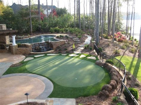 backyard greens 25 best ideas about backyard putting green on pinterest