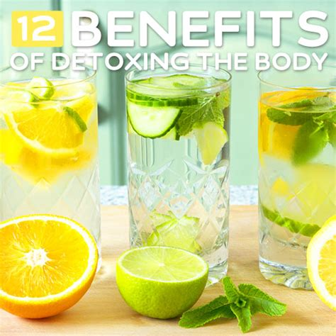 Adapt Detox by 12 Health Benefits Of Detoxing The Look Feel Better