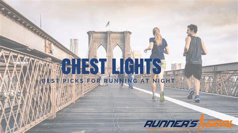 best lights for running at best running chest light for 2018 reviews for runners