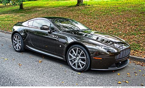 How Much Is An Aston Martin Vantage by Lower Priced But By No Means Cheap Aston Martin S