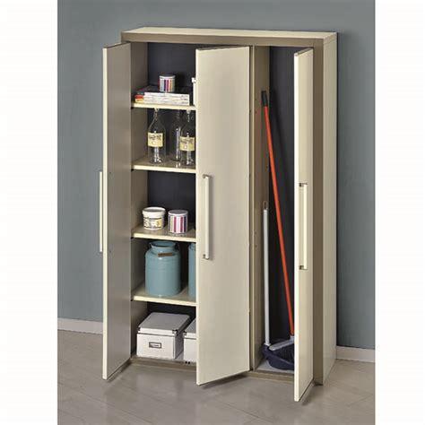 armoire haute modulable en r 233 sine 3 portes prestige