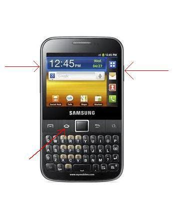 samsung galaxy young pattern lock reset samsung galaxy y pro b5510 pattern lock reset wipe data