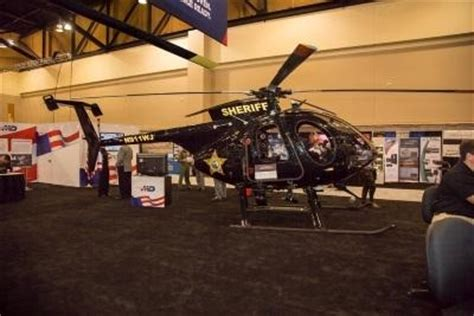 polk county fl sheriff takes delivery of second md500e