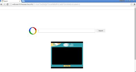 Free Web Search Remove Websearch Freesearches Info From Chrome Firefox Ie