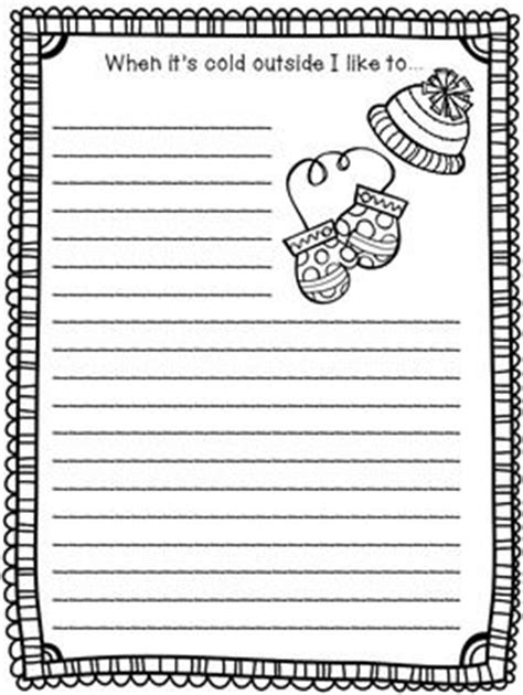 christmas writing activities for 2nd grade 17 best images about journal writing prompts on elementary early finishers