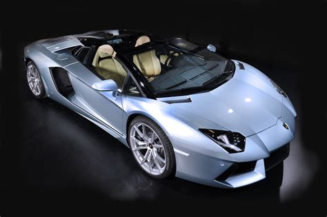 How Much For Lamborghini Lamborghini Aventador Lp700 4 Roadster Cars