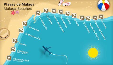 best in la the beaches of malaga malagataxi co uk