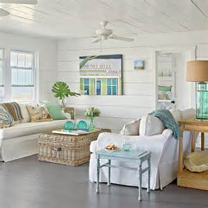 coastal decorating ideas hang a sunny textile 15 spring decorating ideas