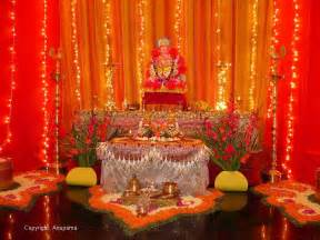 ganpati home decoration decorating ideas for home ganpati joy studio design