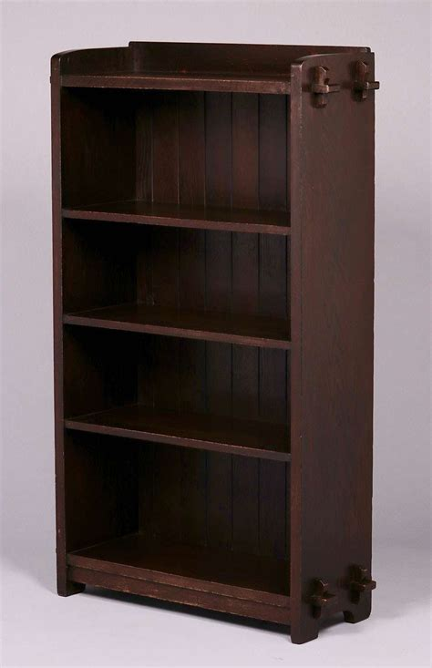 stickley bookcase for sale l jg stickley open bookcase c1905 1907 california