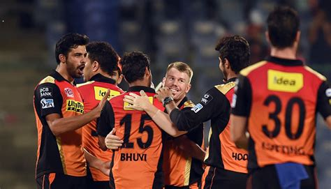 ipl 2016 images sunrisers hyderabad defeat royal challengers bangalore in