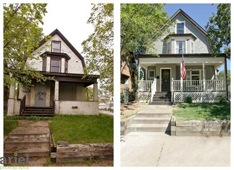rehab addict minneapolis curtis rehab addict dollar house before after ariel photography minneapolis