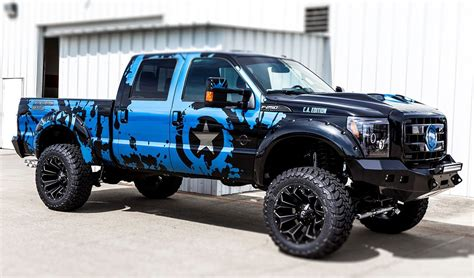 is the ford rangering back to america custom captain america ford f 250 for sale