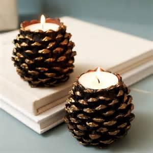 le zapfen tannenzapfen deko basteln und das haus dekorieren