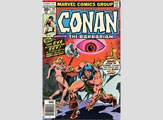 Conan the Barbarian 79 - Conan Wiki C