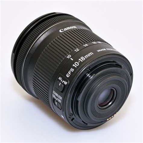 review lensa canon ef s 10 18mm is stm