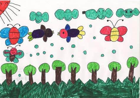 Hang Art 儿童画画春天