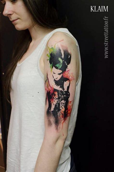 genie l tattoo 서미래 dehva on quot j ai trouv 233 mon tatoueur ce g 233 nie