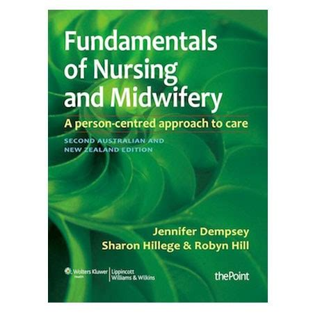 fundamentals of nursing midwifery 2nd anz edn