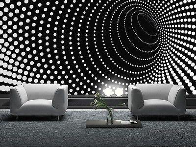 Home Decor Shops Uk wallpaper mural photo black abstract giant wall decor
