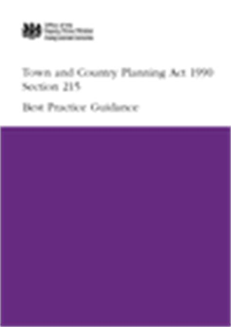 town and country planning act 1990 section 215 town and country planning act 1990 section 215 best